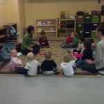 1/20/14 — Music Class with Ms. Sharon