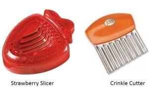 fruit cutters
