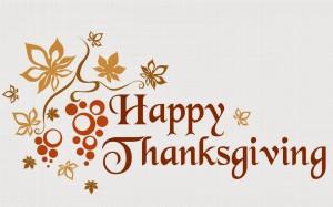 Happy Thanksgiving 27
