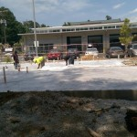 New Franklin Street School Construction